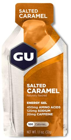 GU Energy Gel Salted Caramel 24 Packts