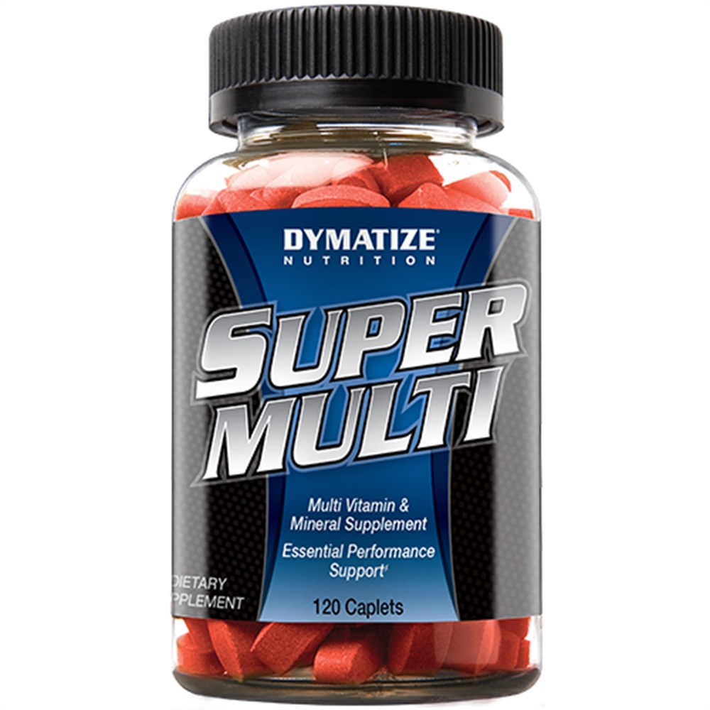 Dymatize Nutrition Super Multi - 120 caps