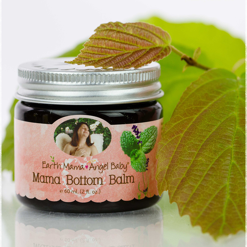 EARTH MAMA - ANGEL BABY Mama Bottom Balm 2 fl.oz